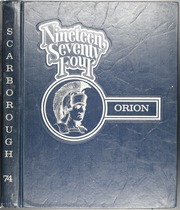 Page 1, 1974 Edition, Scarborough High School - Orion Yearbook (Houston, TX) online yearbook collection