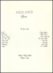 Page 5, 1899 Edition, Winters High School - Glacier Yearbook (Winters, TX) online yearbook collection