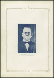 Page 14, 1925 Edition, Winters High School - Glacier Yearbook (Winters, TX) online yearbook collection