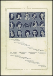 Page 6, 1925 Edition, Winters High School - Glacier Yearbook (Winters, TX) online yearbook collection