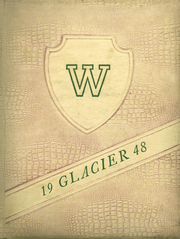 Winters High School - Glacier Yearbook (Winters, TX) online yearbook collection, 1948 Edition, Page 1