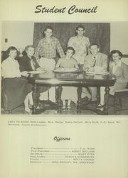 Page 76, 1952 Edition, Winters High School - Glacier Yearbook (Winters, TX) online yearbook collection