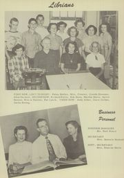 Page 77, 1952 Edition, Winters High School - Glacier Yearbook (Winters, TX) online yearbook collection