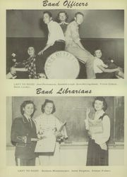 Page 84, 1952 Edition, Winters High School - Glacier Yearbook (Winters, TX) online yearbook collection