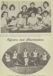 Page 89, 1952 Edition, Winters High School - Glacier Yearbook (Winters, TX) online yearbook collection