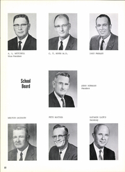 Page 14, 1964 Edition, Winters High School - Glacier Yearbook (Winters, TX) online yearbook collection