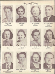 Page 17, 1947 Edition, Lamesa High School - Tornado Yearbook (Lamesa, TX) online yearbook collection