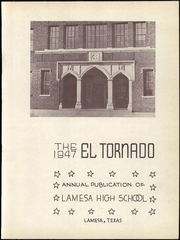 Page 9, 1947 Edition, Lamesa High School - Tornado Yearbook (Lamesa, TX) online yearbook collection