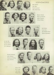 Page 54, 1949 Edition, Lamesa High School - Tornado Yearbook (Lamesa, TX) online yearbook collection