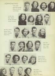 Page 55, 1949 Edition, Lamesa High School - Tornado Yearbook (Lamesa, TX) online yearbook collection
