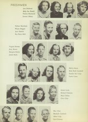 Page 59, 1949 Edition, Lamesa High School - Tornado Yearbook (Lamesa, TX) online yearbook collection