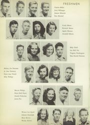 Page 62, 1949 Edition, Lamesa High School - Tornado Yearbook (Lamesa, TX) online yearbook collection
