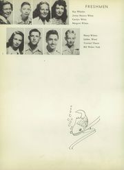 Page 64, 1949 Edition, Lamesa High School - Tornado Yearbook (Lamesa, TX) online yearbook collection