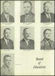 Page 10, 1952 Edition, Lamesa High School - Tornado Yearbook (Lamesa, TX) online yearbook collection