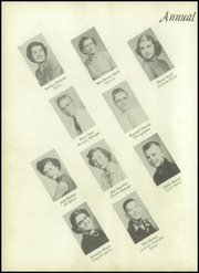 Page 12, 1952 Edition, Lamesa High School - Tornado Yearbook (Lamesa, TX) online yearbook collection