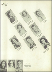 Page 13, 1952 Edition, Lamesa High School - Tornado Yearbook (Lamesa, TX) online yearbook collection
