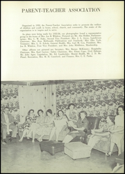 Page 19, 1956 Edition, Lamesa High School - Tornado Yearbook (Lamesa, TX) online yearbook collection