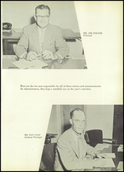 Page 21, 1956 Edition, Lamesa High School - Tornado Yearbook (Lamesa, TX) online yearbook collection