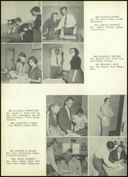 Page 22, 1956 Edition, Lamesa High School - Tornado Yearbook (Lamesa, TX) online yearbook collection