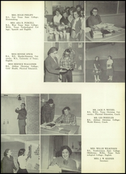 Page 25, 1956 Edition, Lamesa High School - Tornado Yearbook (Lamesa, TX) online yearbook collection