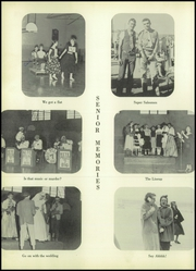 Page 28, 1956 Edition, Lamesa High School - Tornado Yearbook (Lamesa, TX) online yearbook collection