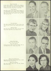 Page 35, 1956 Edition, Lamesa High School - Tornado Yearbook (Lamesa, TX) online yearbook collection
