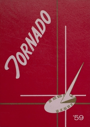 Page 1, 1959 Edition, Lamesa High School - Tornado Yearbook (Lamesa, TX) online yearbook collection