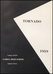 Page 5, 1959 Edition, Lamesa High School - Tornado Yearbook (Lamesa, TX) online yearbook collection