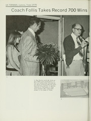 Page 10, 1975 Edition, Lamesa High School - Tornado Yearbook (Lamesa, TX) online yearbook collection
