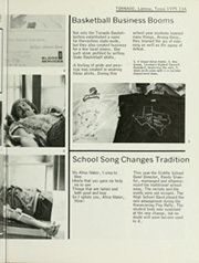 Page 15, 1975 Edition, Lamesa High School - Tornado Yearbook (Lamesa, TX) online yearbook collection