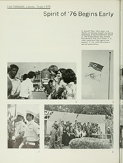 Page 16, 1975 Edition, Lamesa High School - Tornado Yearbook (Lamesa, TX) online yearbook collection