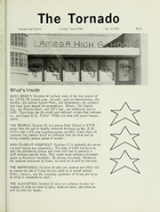 Page 5, 1975 Edition, Lamesa High School - Tornado Yearbook (Lamesa, TX) online yearbook collection