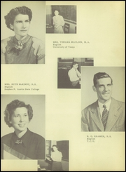Page 15, 1951 Edition, Texas City High School - Stingaree Yearbook (Texas City, TX) online yearbook collection