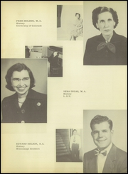 Page 16, 1951 Edition, Texas City High School - Stingaree Yearbook (Texas City, TX) online yearbook collection