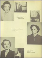 Page 17, 1951 Edition, Texas City High School - Stingaree Yearbook (Texas City, TX) online yearbook collection