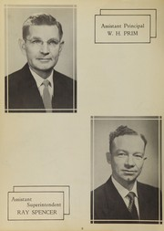 Page 12, 1955 Edition, Texas City High School - Stingaree Yearbook (Texas City, TX) online yearbook collection