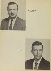 Page 10, 1958 Edition, Texas City High School - Stingaree Yearbook (Texas City, TX) online yearbook collection