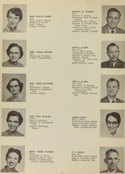 Page 14, 1958 Edition, Texas City High School - Stingaree Yearbook (Texas City, TX) online yearbook collection