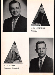 Page 10, 1960 Edition, Texas City High School - Stingaree Yearbook (Texas City, TX) online yearbook collection