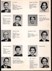 Page 15, 1960 Edition, Texas City High School - Stingaree Yearbook (Texas City, TX) online yearbook collection
