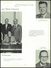 Page 13, 1960 Edition, Charles F Brush High School - HiLite Yearbook (Lyndhurst, OH) online yearbook collection