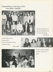 Page 247, 1974 Edition, Charles F Brush High School - HiLite Yearbook (Lyndhurst, OH) online yearbook collection