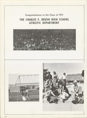 Page 248, 1974 Edition, Charles F Brush High School - HiLite Yearbook (Lyndhurst, OH) online yearbook collection
