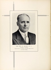 Page 10, 1934 Edition, Thornton Township High School - Thorntonite Yearbook (Harvey, IL) online yearbook collection