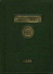 Page 1, 1936 Edition, Thornton Township High School - Thorntonite Yearbook (Harvey, IL) online yearbook collection