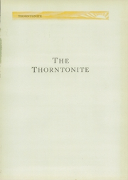 Page 5, 1936 Edition, Thornton Township High School - Thorntonite Yearbook (Harvey, IL) online yearbook collection