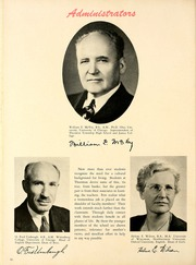 Page 16, 1944 Edition, Thornton Township High School - Thorntonite Yearbook (Harvey, IL) online yearbook collection