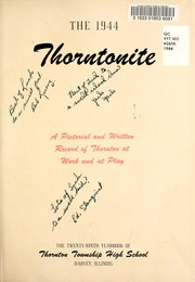 Page 5, 1944 Edition, Thornton Township High School - Thorntonite Yearbook (Harvey, IL) online yearbook collection