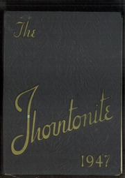 Thornton Township High School - Thorntonite Yearbook (Harvey, IL) online yearbook collection, 1947 Edition, Page 1
