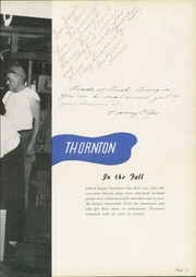 Page 15, 1949 Edition, Thornton Township High School - Thorntonite Yearbook (Harvey, IL) online yearbook collection